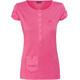 Maier Sports Clare - Camiseta manga corta Mujer - rosa